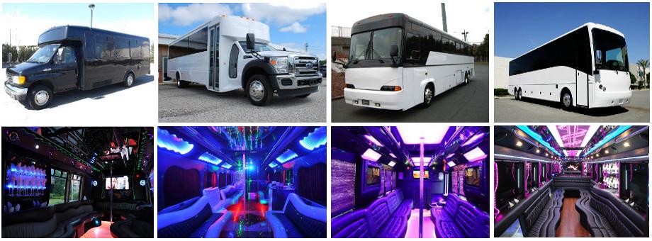 Party buses fresno