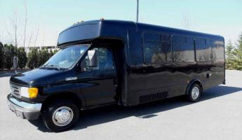 18 passenger party bus fresno