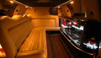 Lincoln stretch limo rental fresno